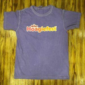 Wawa hoagiefest T-shirt 2018